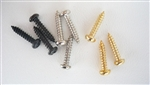 12 x Small Machine Head Screws