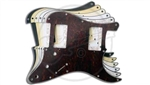 "Pickguard - Suitable for 1963 - 2013 Fender® Stratocasters® - ""Double Fat - HBHB"""
