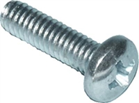 SCREW- #8-32 X .63 OVL CS MACH