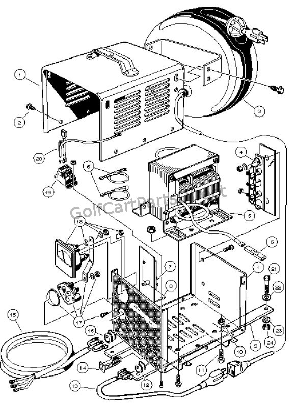 1994 Gas Club Car Wiring Diagram Nilzanet – 1994 Club Car Wiring Diagram