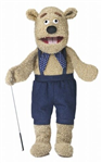 "28"" Silly Bear w/ Arm Rod"
