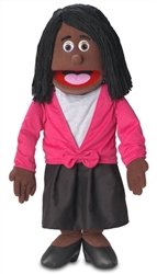 Barbara (Black) - With Removable Legs