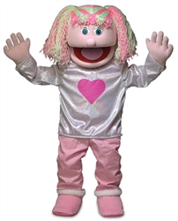 Kimmie (Pink) - Professional Puppets