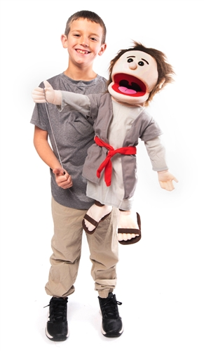25 Shepherd Full Body Puppet by Silly Puppets
