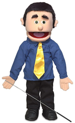George (Peach) - FullBody Puppet