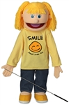Smile Jesus Loves You Full Body Puppet