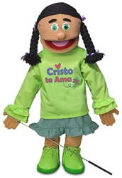 Cristo Te Ama Full Body Puppet