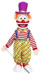 Clown - FullBody Puppet