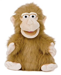 Silly Monkey Glove Puppet