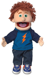 Tommy - Boy Hand Puppet