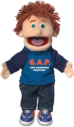 God Answers Prayers Hand Puppet
