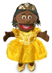 Black Princess Puppet