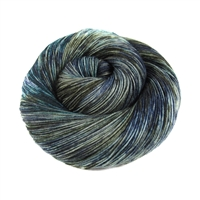 Pakokku Sock Kettle Dyed Andraste
