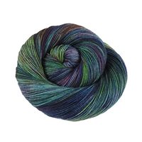 Pakokku Sock Kettle Dyed Radioactive