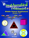 Mathematical Reasoning Middle School Supplement