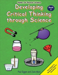 Developing CT through Science, Book 2