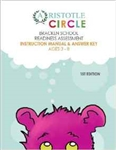 Bracken School Readiness Assessment (BSRA®) Test Prep Workbook
