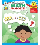 Thinking Kids'™ Math Analogies Grade 1
