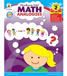 Thinking Kids'™ Math Analogies Grade 2