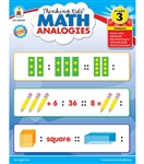 Thinking Kids'™ Math Analogies Grade 3