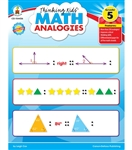 Thinking Kids'™ Math Analogies Grade 5