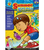 Summer Splash Learning Activities Grades3-4
