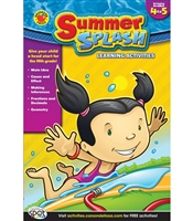 Summer Splash Learning Activities Grades 4-5