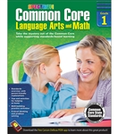 Common Core Language Arts and Math Grade 1