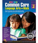 Common Core Language Arts and Math Grade 2