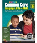 Common Core Language Arts and Math Grade 5