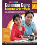 Common Core Language Arts and Math Grade 6