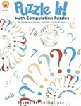 Puzzle It! Math Computation Puzzles
