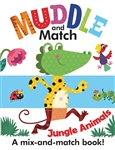 Muddle and Match Jungle Animals