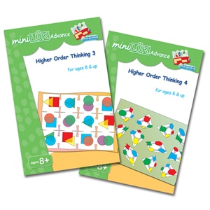 miniLUK Advance Higher Order Thinking 2