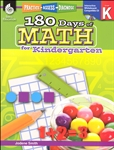 180 Days of Math: K