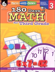 180 Days of Math: Grade 3