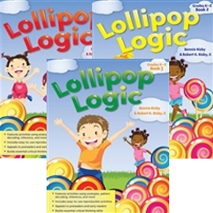 Lollipop Logic: Critical Thinking Activities