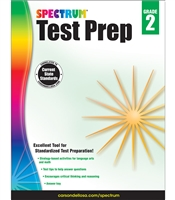 Spectrum Test Prep Grade 2