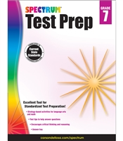 Spectrum Test Prep Grades 7