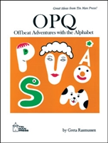 OPQ Offbeat Adventures with the Alphabet
