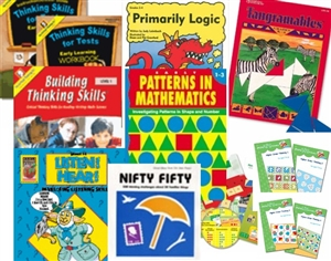 GATE Test Prep Bundle for Grade 1
