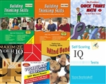 GATE Test Prep Bundle for Grades 10-12