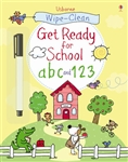 Get Ready for School ABC & 123