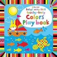 Baby's Very First Touchy-Feely Colors Playbook