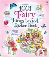 1001 Fairy Things to Spot Sticker