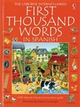 First 1,000 Words Spanish IL