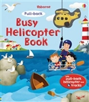 Busy Helicopter Book