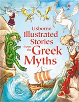 Illustrated Stories Greek Myths