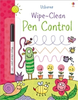 Wipe-Clean Pen Control