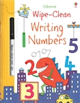 Writing Numbers Wipe-Clean
